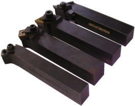Резцы с механическим креплением пластин (державки)